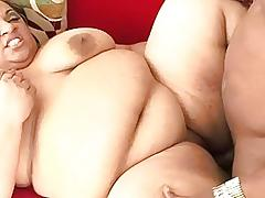 Sweet peanut butter pussy spreads for a big cock!
