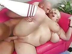 Chunkey Slut Exercises For Pleasure